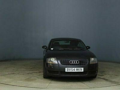 used Audi TT 1.8 T 2dr [180]