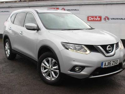 used Nissan X-Trail 1.6 dCi Acenta 5dr [7 Seat] Station Wagon Manual