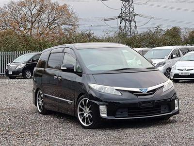 used Toyota Estima Hybrid Sunroof 7 seat Stunner 2.4 5dr