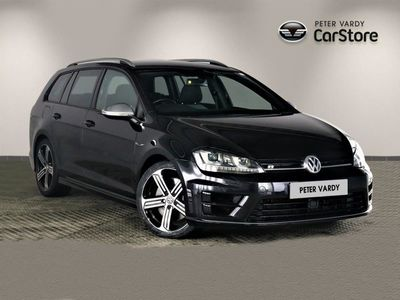 used VW Golf 2.0 TSI R 5dr DSG 2016