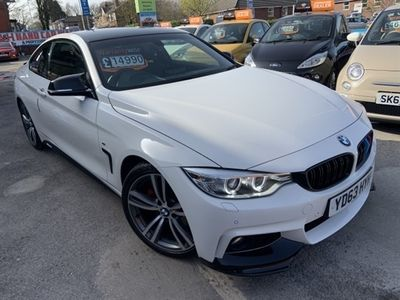 used BMW 428 4 Series 2.0 I M SPORT 2DR AUTOMATIC