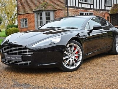 used Aston Martin Rapide 6.0 Luxury Edition Touchtronic 4dr