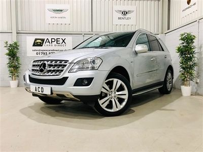 used Mercedes ML350 M ClassCDi BlueEFFICIENCY Sport 5dr Tip Auto