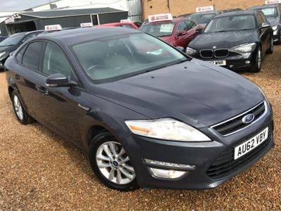used Ford Mondeo Hatchback 2.0 TDCi (163bhp) Zetec (10/10 on) 5d Powershift