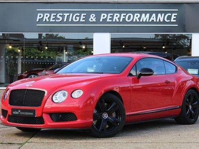 used Bentley Continental GT 4.0 V8 2dr Auto
