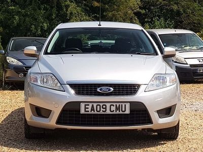 used Ford Mondeo Hatchback 1.8 TDCi Edge 5d (6)