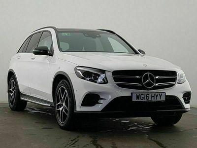 used Mercedes E250 GLC Diesel Estate d 4Matic AMG Line Premium 5dr 9G-Tronic 2.2