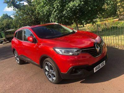 used Renault Kadjar 1.2 TCe Dynamique S Nav (s/s) 5dr