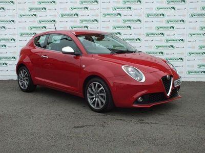 used Alfa Romeo MiTo TWINAIR SUPER 0.9 3dr