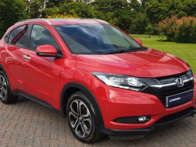 used Honda HR-V 1.6 i-DTEC EX 5dr Diesel Hatchback
