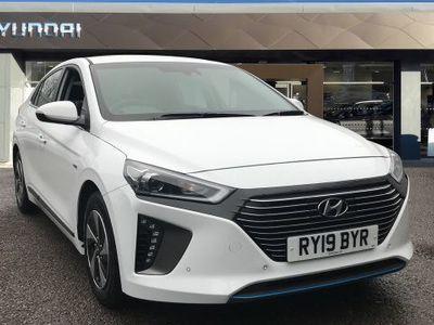 used Hyundai Ioniq 2019 Arnos Vale 1.6 GDi Hybrid Premium SE 5dr DCT Hybrid Hatchback