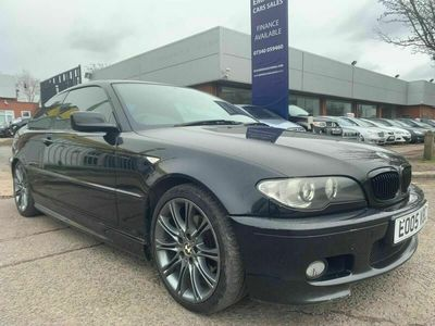 used BMW 325 3 Series 2.5 Ci 325 Sport 2dr