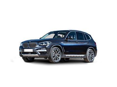 used BMW X3 2019 Belmont Industrial Estate xDrive20d M Sport 5dr Step Auto