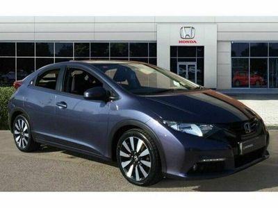 used Honda Civic 1.8 i-VTEC SE Plus 5dr Petrol Hatchback