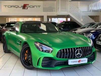 used Mercedes AMG GT R GT 4.0PREMIUM 2d 577 BHP MAGNO GREEN + 843