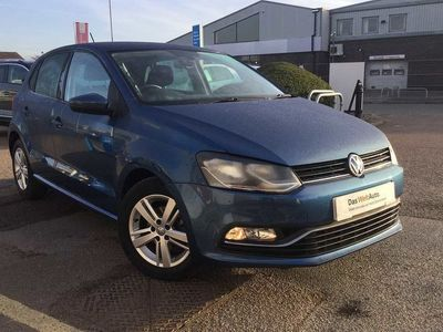 used VW Polo 1.0 Match Edition 5Dr