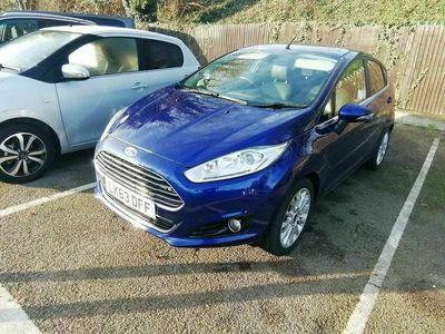 used Ford Fiesta 1.0 EcoBoost Titanium X (s/s) 5dr