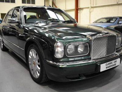 used Bentley Arnage R MULLINER Twin Turbo model no head gasket issues 37k only 2004