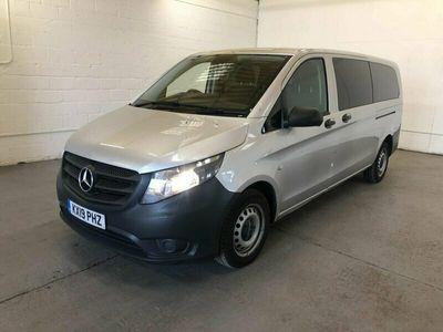 used Mercedes Vito 2.1 114 CDi BlueTEC PRO Tourer G-Tronic+ RWD L2 EU6 (s/s) 5dr