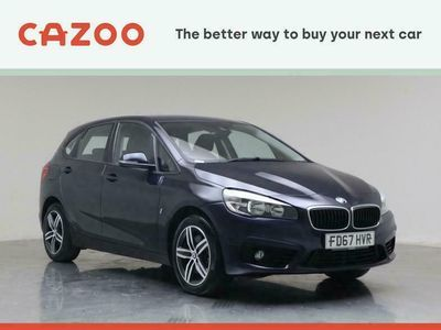 used BMW 225 2 Series Active Tourer 1.5L Sport xe
