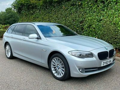used BMW 520 5-Series Touring d SE 5d Step Auto