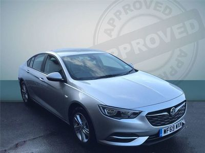 used Vauxhall Insignia 1.5T Design 5Dr