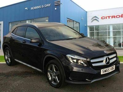 used Mercedes GLA200 2.1CDI AMG Line (Executive) 7G-DCT 5dr