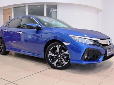 used Honda Civic 1.5 VTEC Turbo Prestige 5dr CVT Hatchback 2019