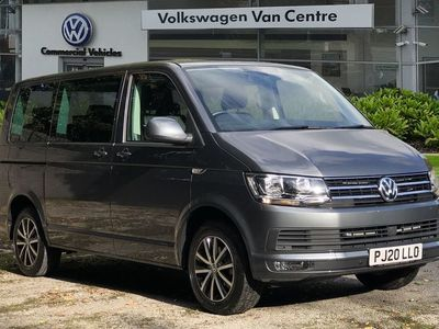used VW Caravelle Se SWB 150PS 2.0 TDI BMT 7sp DSG