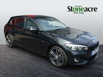 used BMW 120 1 Series Hatchback Special Edition d xDrive M Sport Shadow Ed 5dr Step Auto 2.0