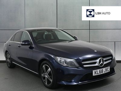 used Mercedes C200 C ClassSport Premium Plus 4dr 9G-Tronic Saloon