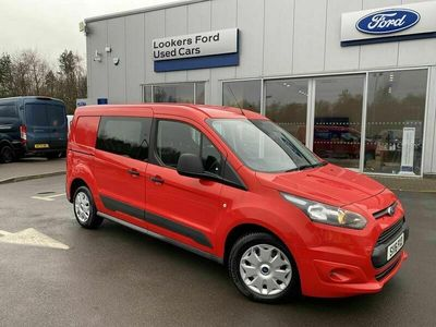 used Ford Transit Connect 1.6 TDCi 115ps Trend Van