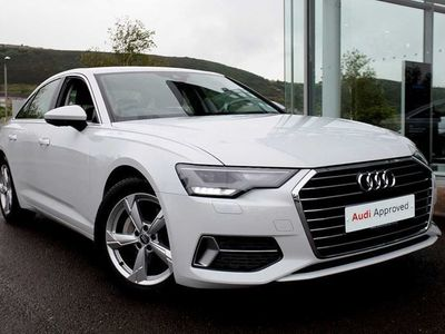 used Audi A6 40 TDI Sport 4dr S Tronic