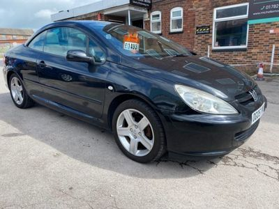 used Peugeot 307 CC Coupe 2 2-Door