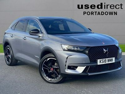 used DS Automobiles DS7 Crossback