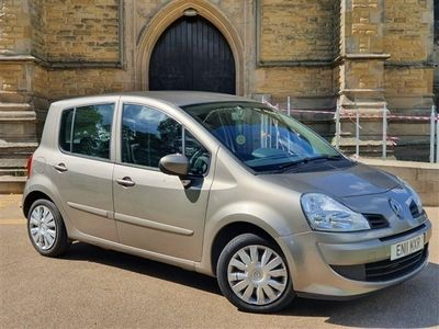 used Renault Modus 1.2 Expression 5dr [AC] [Euro 5]
