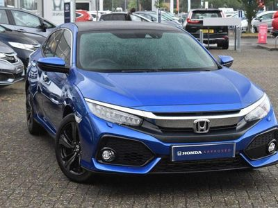 used Honda Civic 1.5 VTEC TURBO Prestige 5-Door Hatchback
