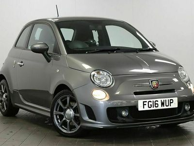 used Abarth 500 16V T-Jet 140 3dr Auto 1.4