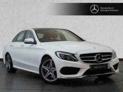 used Mercedes C300 C-ClassAMG Line Premium 4dr Auto