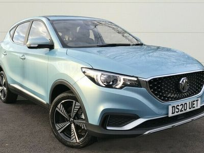 used MG ZS 5dr Hat Excite Ev Au
