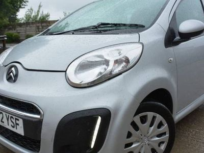 used Citroën C1 1.0 VTR 5d 67 BHP ZERO TAX*FULL MOT*2 OWNERS*
