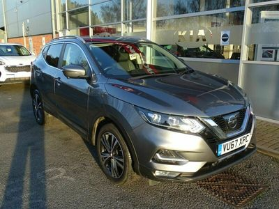 used Nissan Qashqai 1.6 dCi N-Connecta 5dr