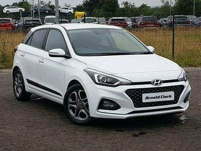 used Hyundai i20 1.0 T-GDi Premium Nav 5dr Auto