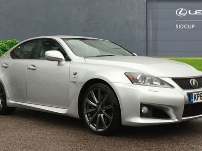 used Lexus IS-F 5.0 V8 F 4dr Auto