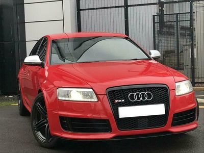 used Audi RS6 RS6 5.0T FSI V10Quattro 4dr Tip Auto