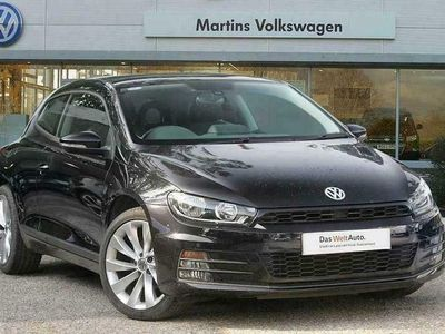 used VW Scirocco 1.4 TSI Base 125PS 3Dr Coupe