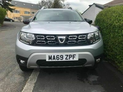 used Dacia Duster 1.3 TCe Techroad (s/s) 5dr