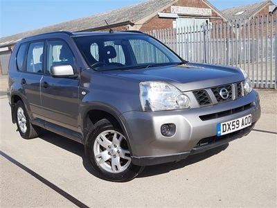 used Nissan X-Trail 2.0 DCI, 2009 ( )