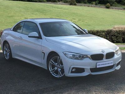 used BMW 420 4 Series D [190] M Sport 2Dr [Professional Media]
