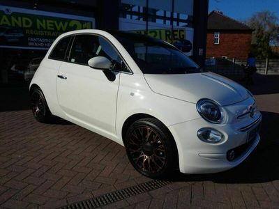 used Fiat 500 1.2 8V 120th (s/s) 3dr